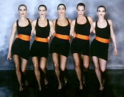 Robert Palmer Girls