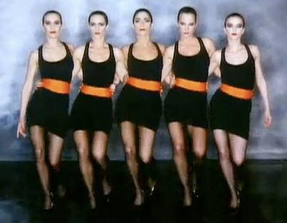 Robert Palmer Girls